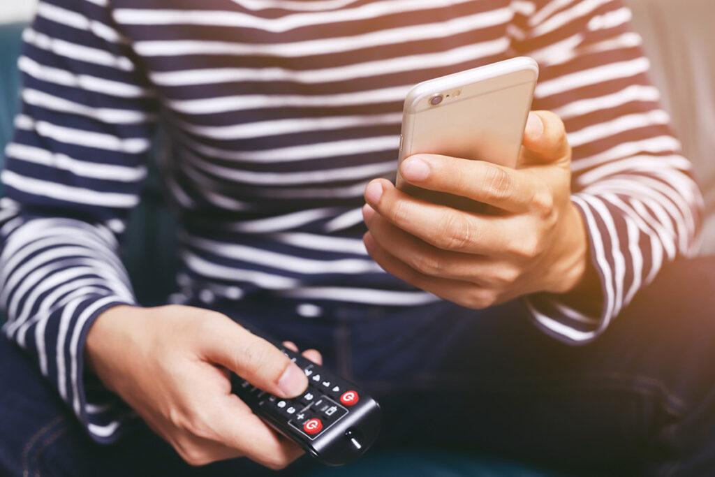 Omni-Channel-Marketing Trash-TV