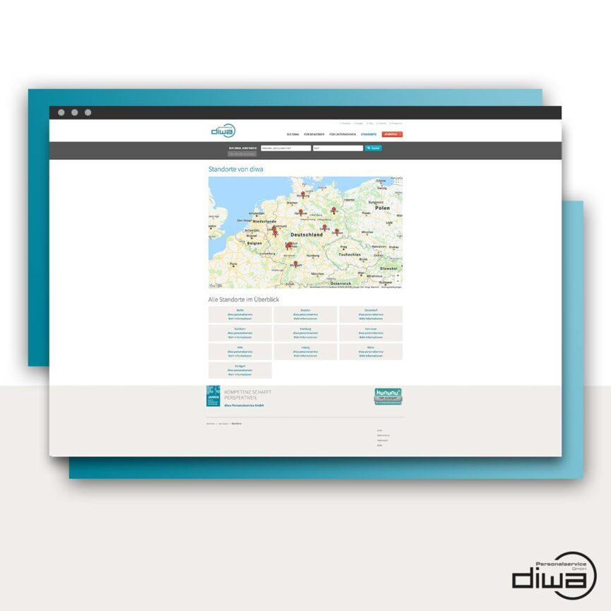 Optimierung Webseite