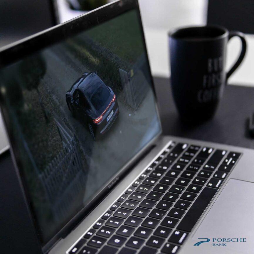 Desktop Laptop Imagefilm Werbeagentur