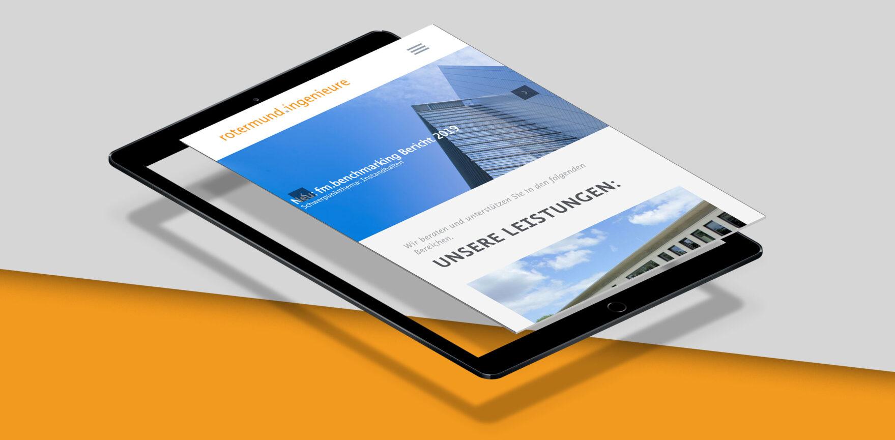 Website rotermund ingenieure