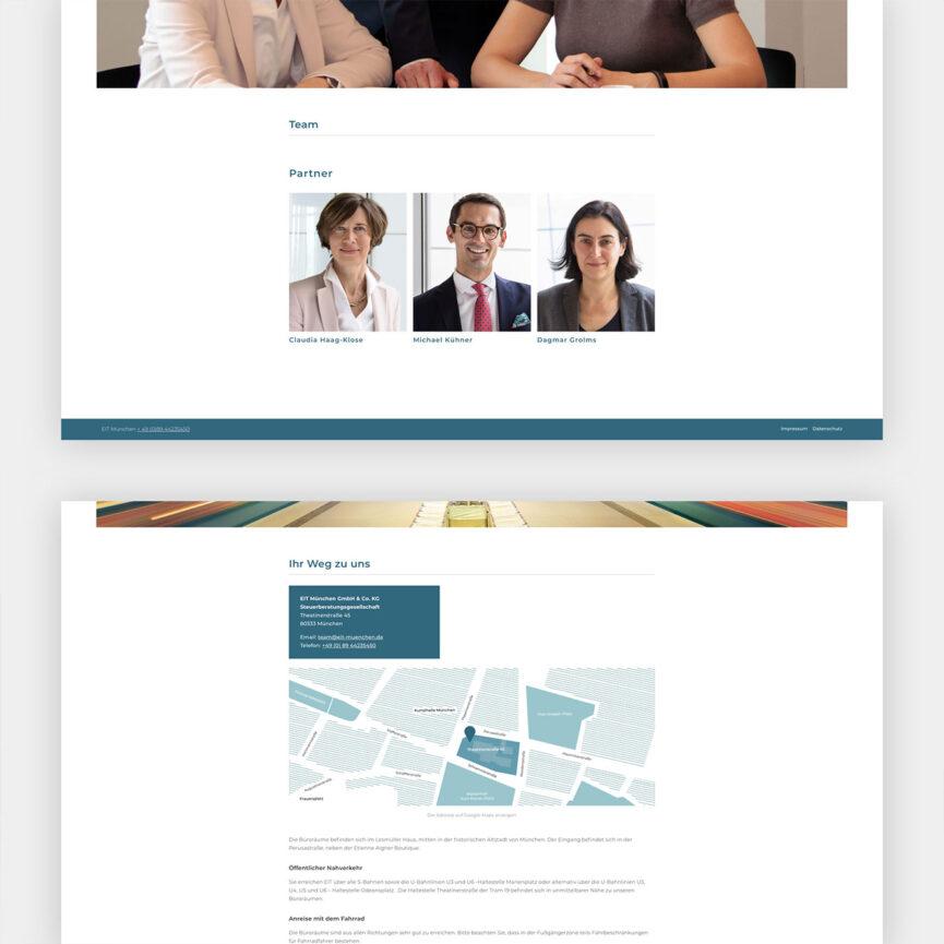 EIT Muenchen Website