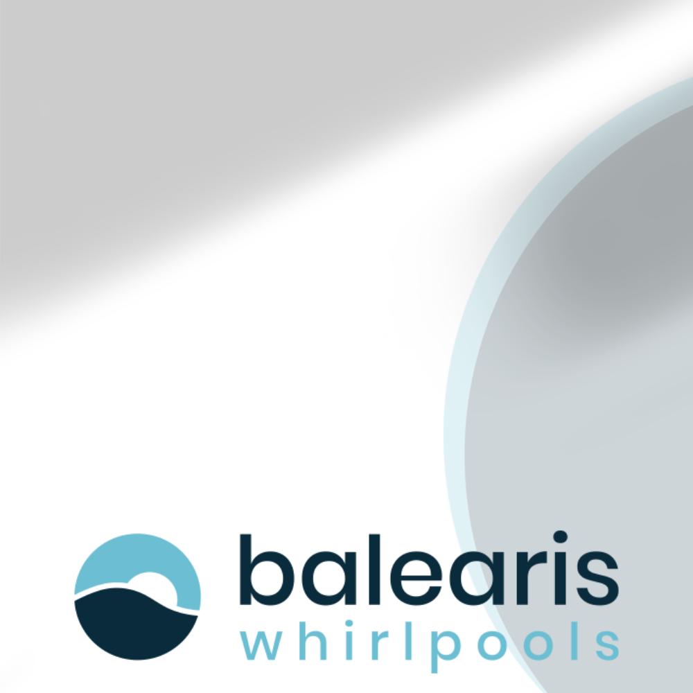 balearis Whirlpools Namensgebung und Branding Anwendungsbeispiel Logo