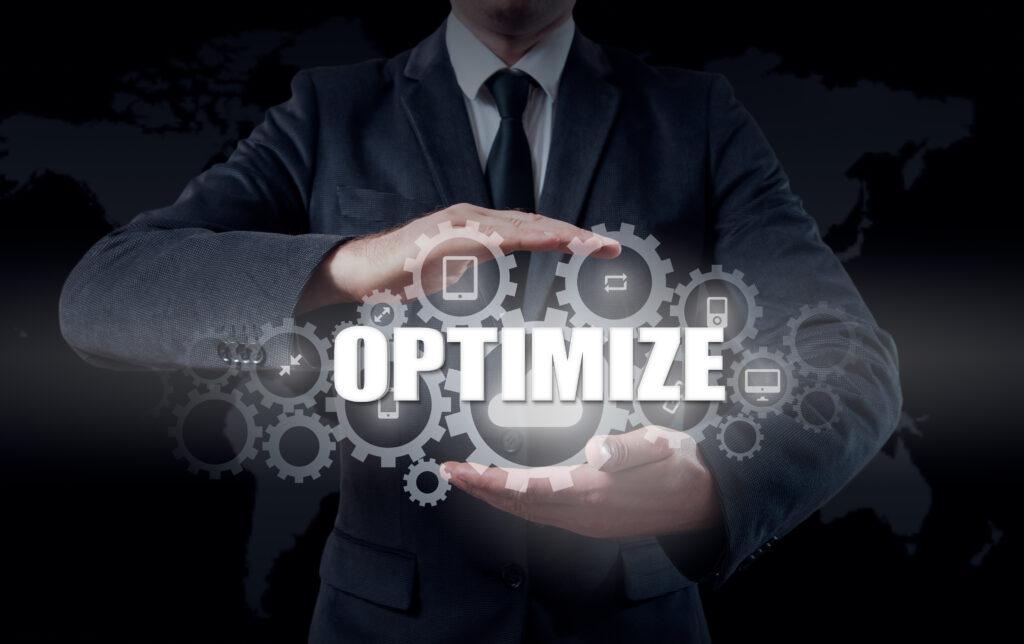 SEO Optimize Grafik
