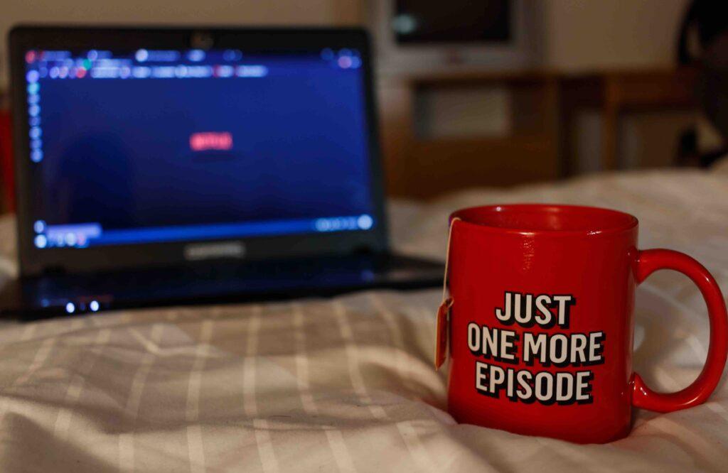 Binge Watching auf Netflix