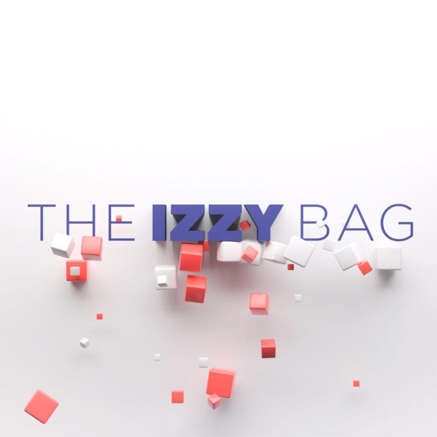 izzy 3D-Erkläranimation Startszene
