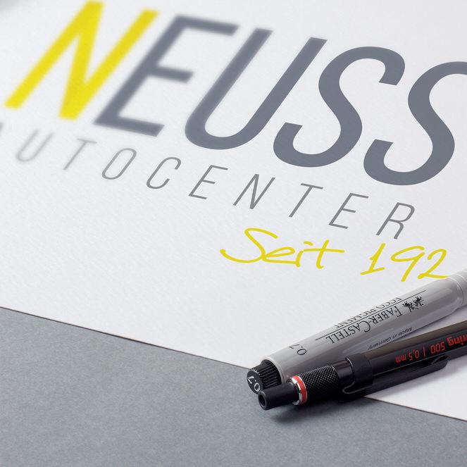 Autocenter neuss Website Relaunch