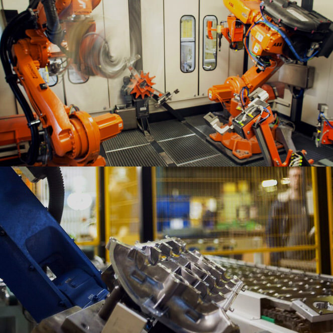 Automations Robotic