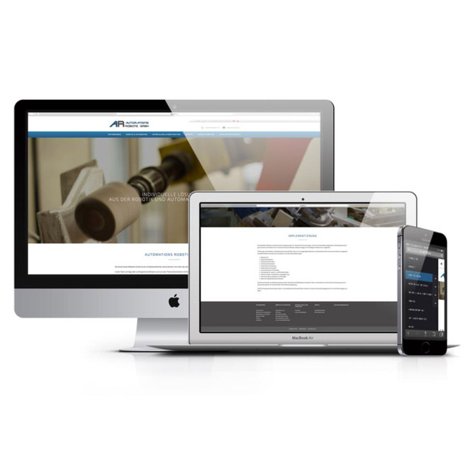 Automations Robotic Website