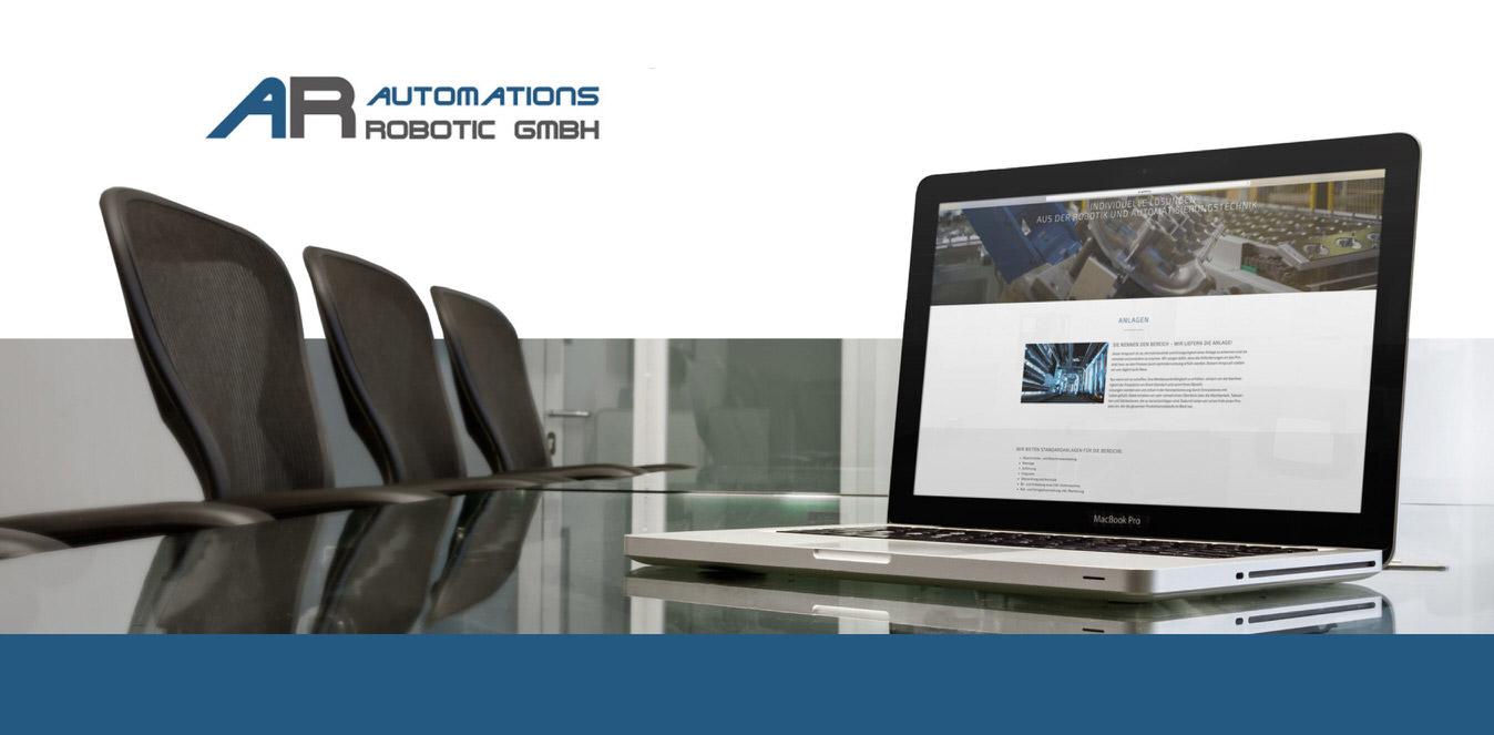 AutomationsRobotic Website