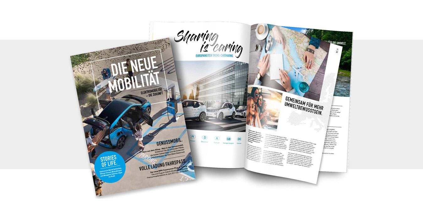 BMW Magazin