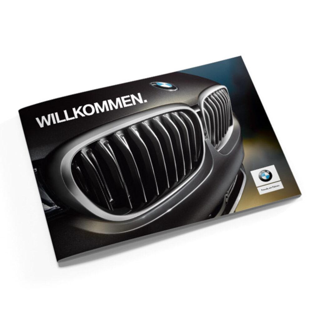 BMWAT WelcomePackage Brandbook