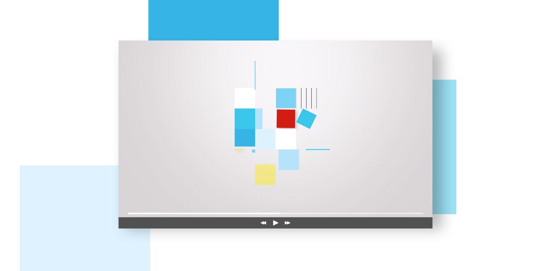 Animation Wort-Bild-Marke Bayerisches Staatsministerium für Digitales