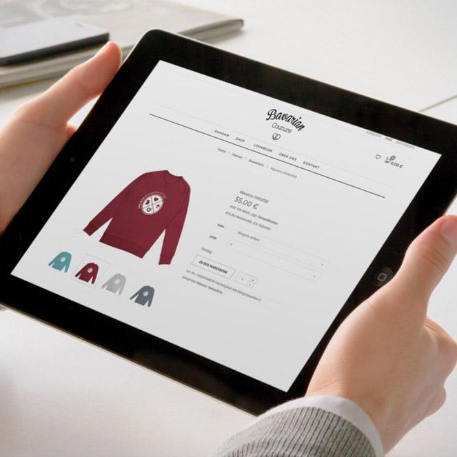 Bavarian Couture Online Shop