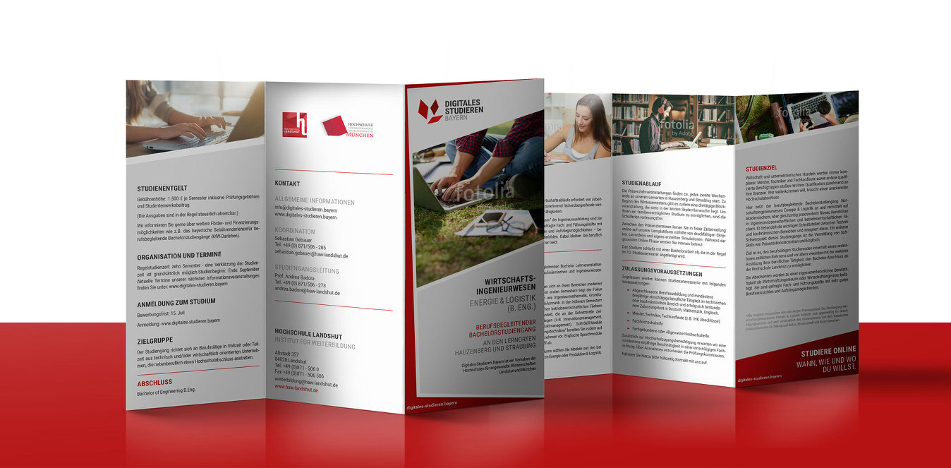 Digitales Studieren Bayern CD & Website