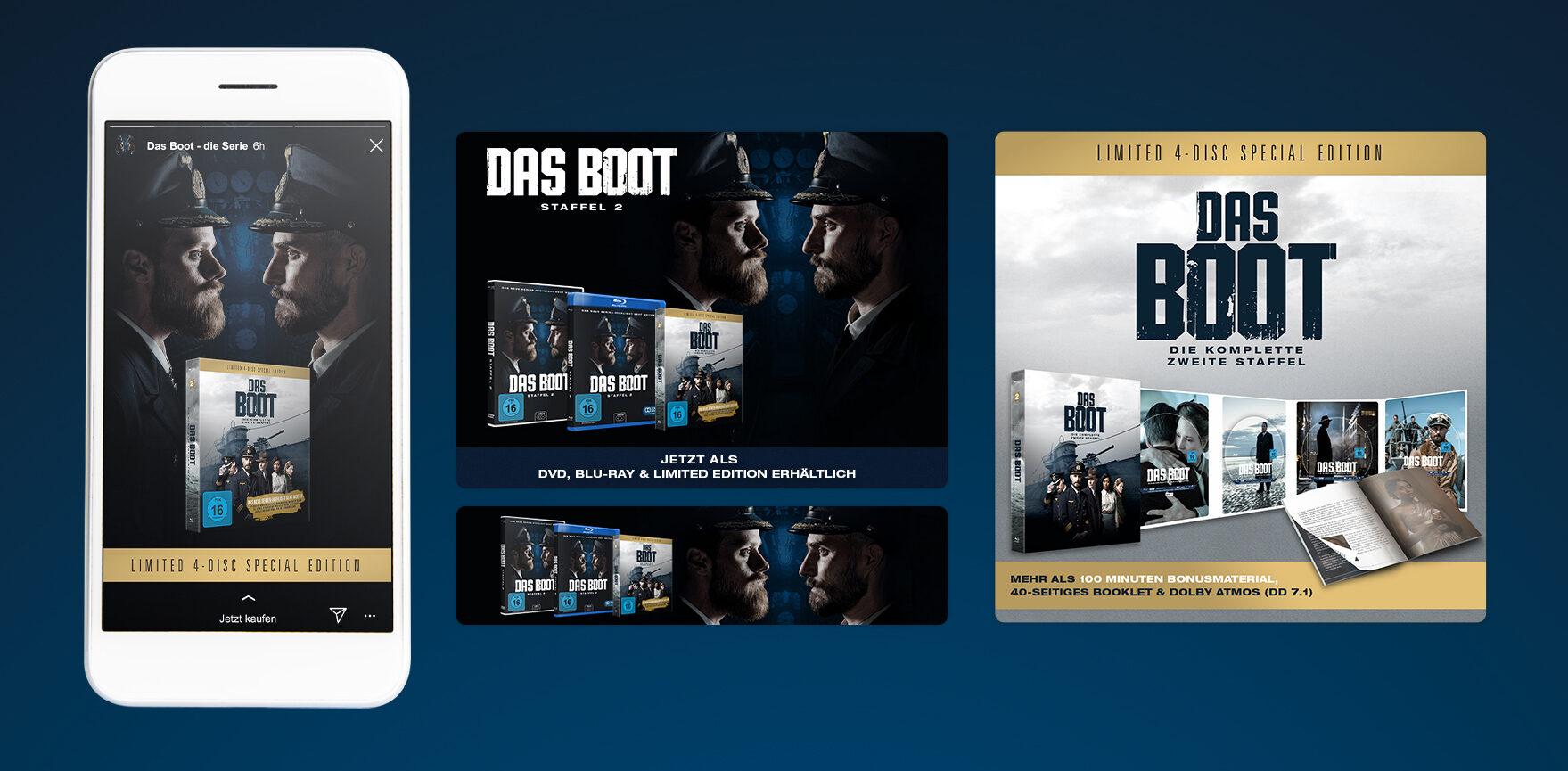 Performance Marketing Vorschau Das Boot Staffel 2