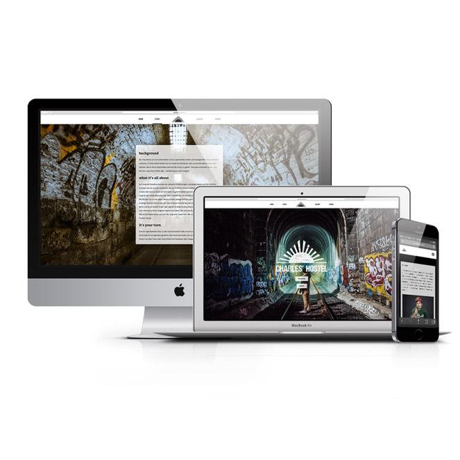 EDEKA WebsiteSocialMedia
