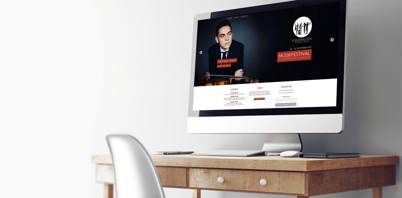 Eggenfelden Klassische Website