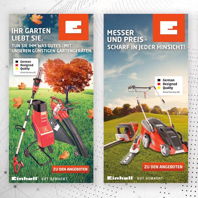 Einhell Germany AG Kreation