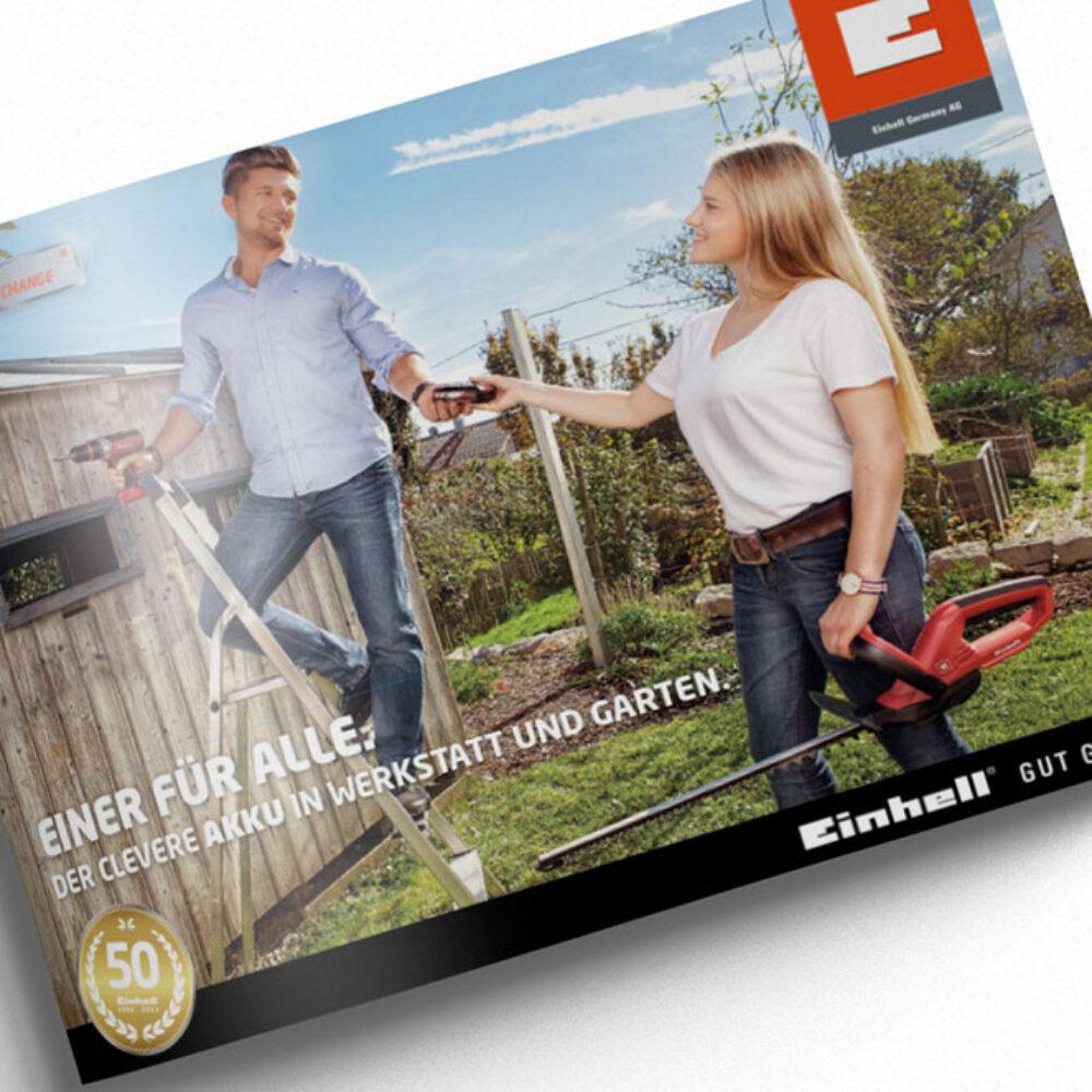 Einhell Germany AG Kreatiom