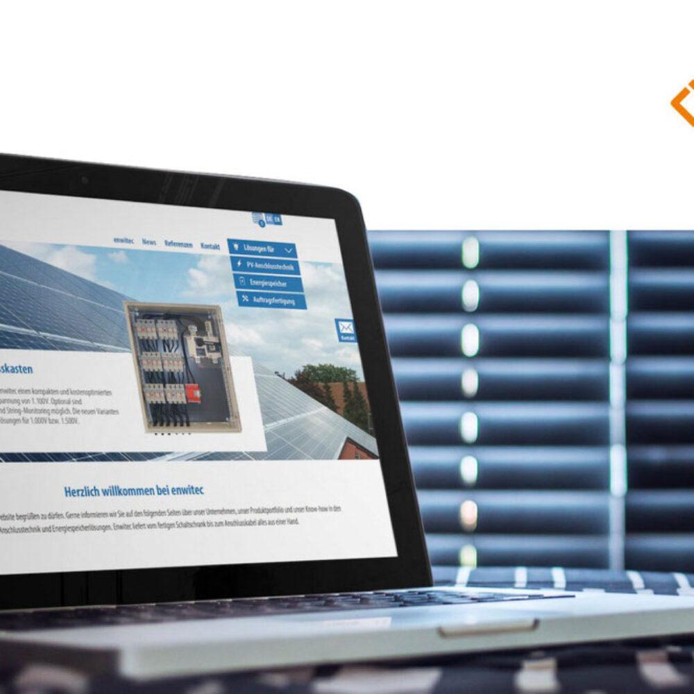 Enwitec Website