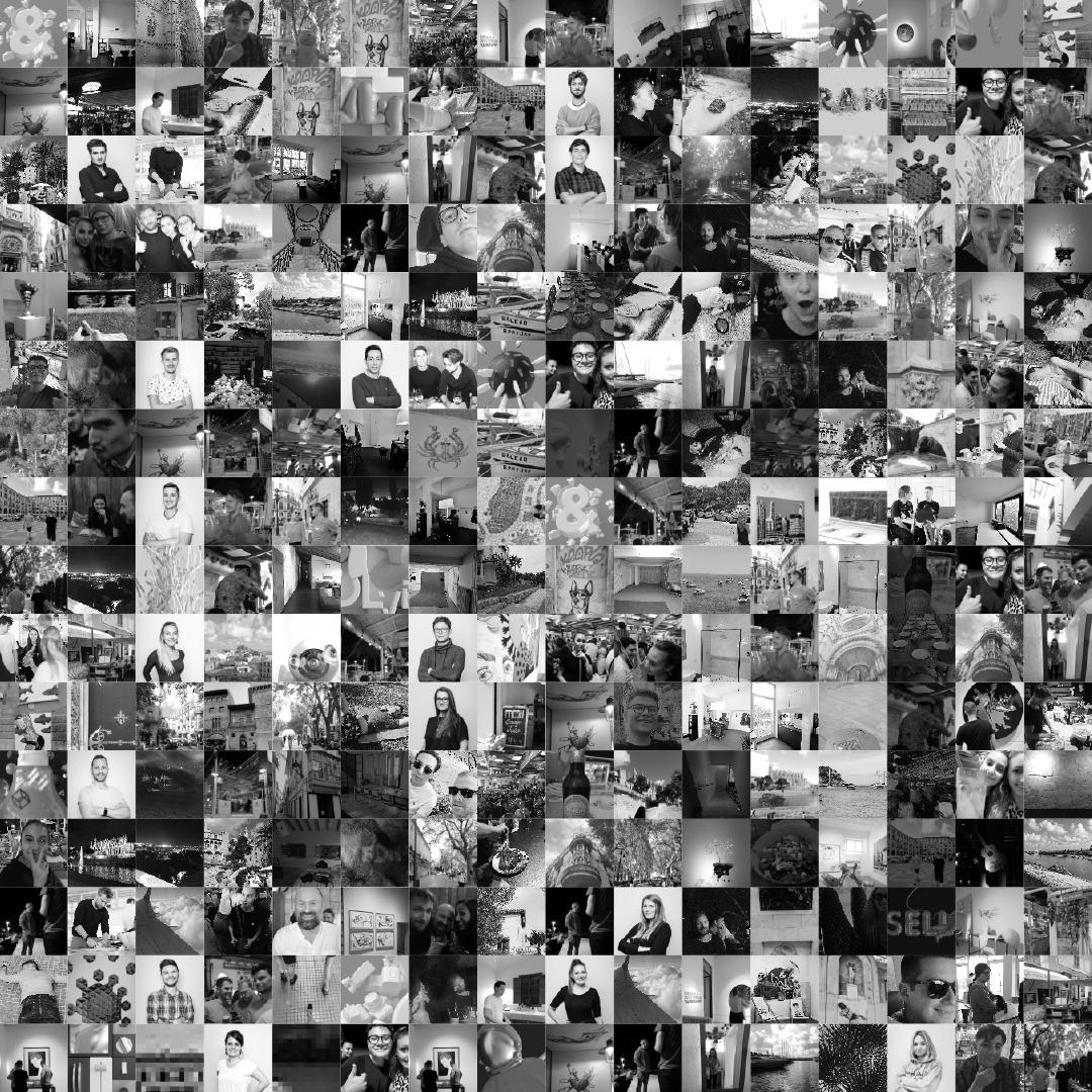 Bilder aus dem Jahresrueckblick 2019 Weder und Noch