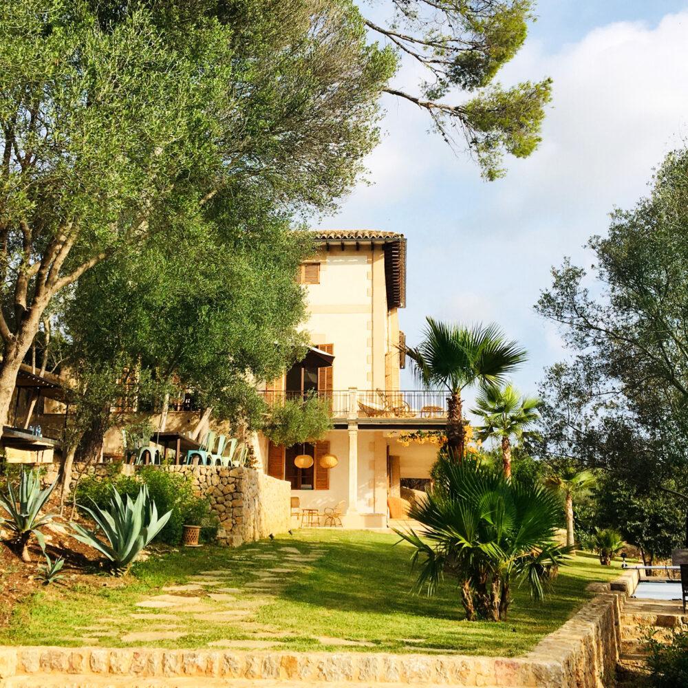 Unterkunft Finka Teamausflug Mallorca