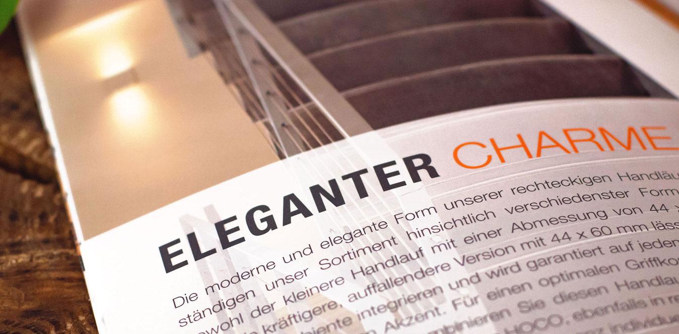 Hoco LeistenParkett Broschuere