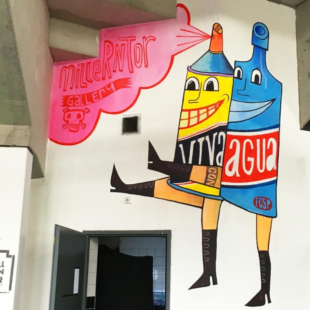 Hafengeschichten Blogfoto Millerntor Gallery