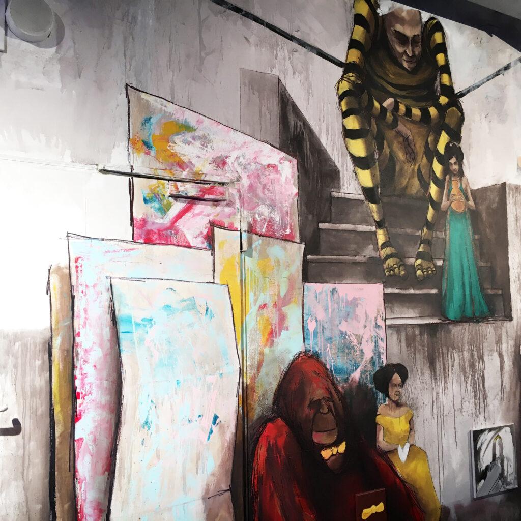 Hafengeschichten Blogfoto Movie Stars Millerntor Gallery