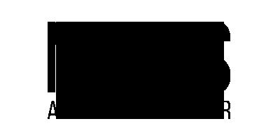 Logo in schwarz-weiß des Neuss Autocenter