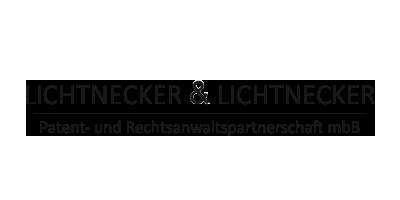 Logo der Lichtnecker & Lichtnecker Patent- und Rechtsanwaltschaft mdB