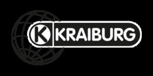 Kraiburg Logo in schwarzweiß