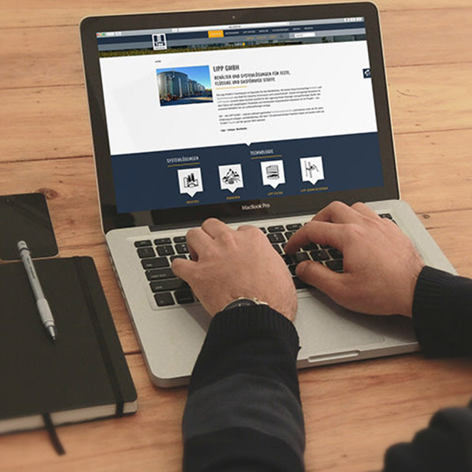 LippSystem Website