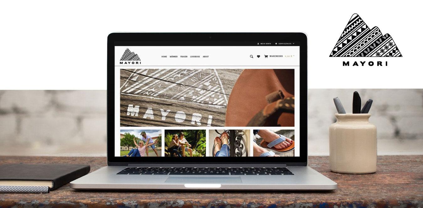 Mayori Online-Shop
