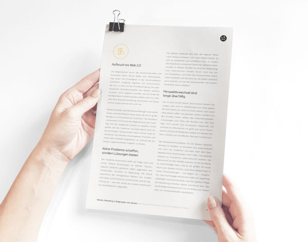 Marketing, Zielgruppen neu denken PDF Download