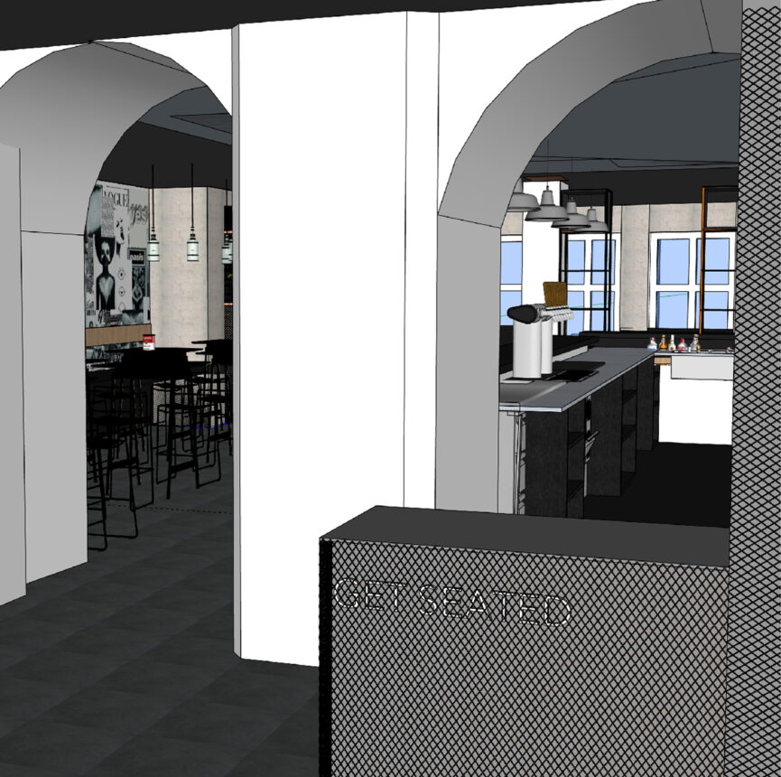 STRIZZI Interior Design 3D Raumplanung