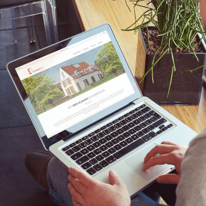 Schmid bau gmbh website relaunch