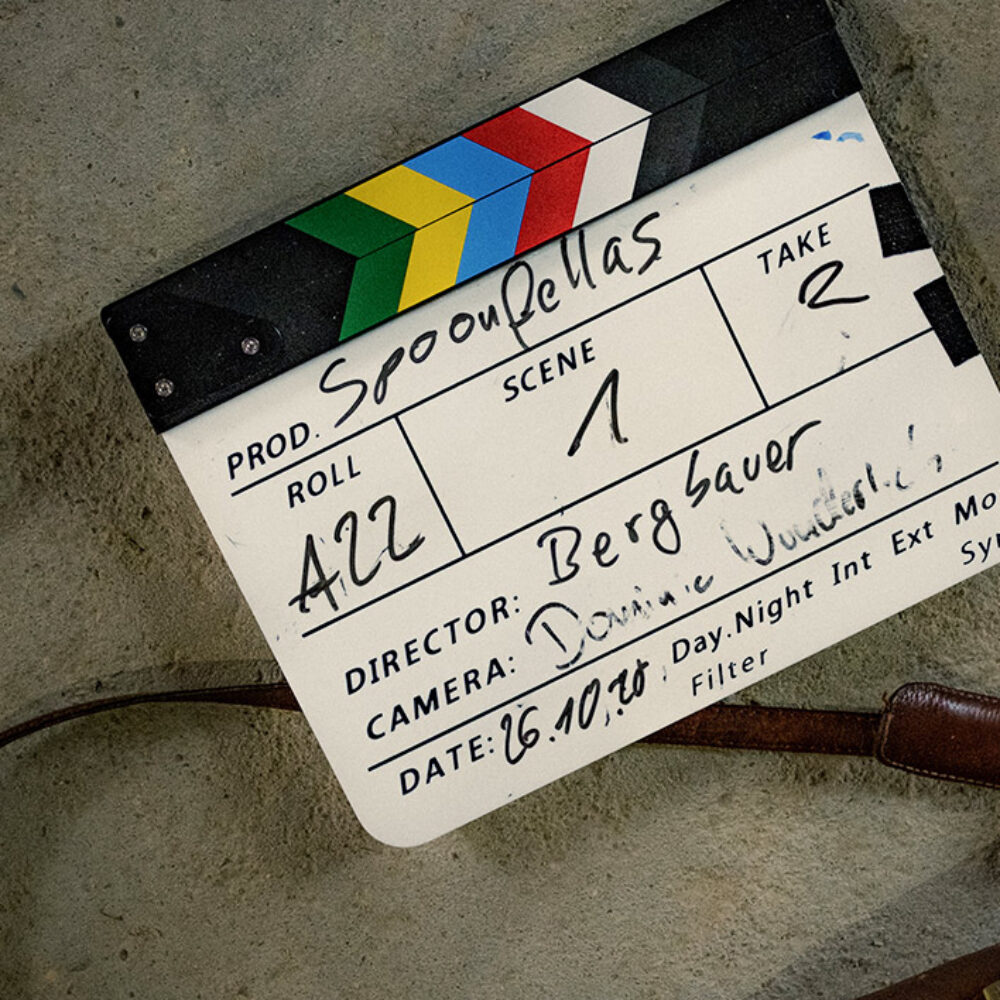 Spoon Fellas Original Video Produktionen Filmklappe