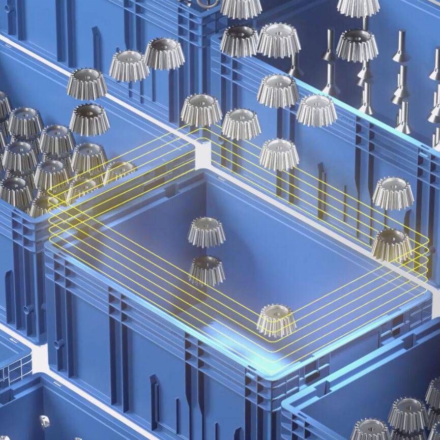 Technomix Erklärvideo Ausschnitt Storage