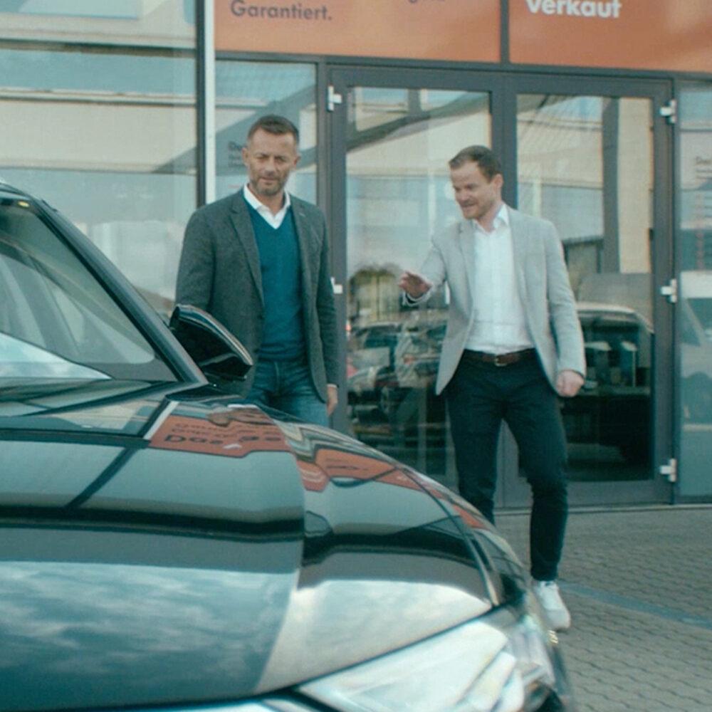 Porsche Bank Kunde Mitarbeiter Auto