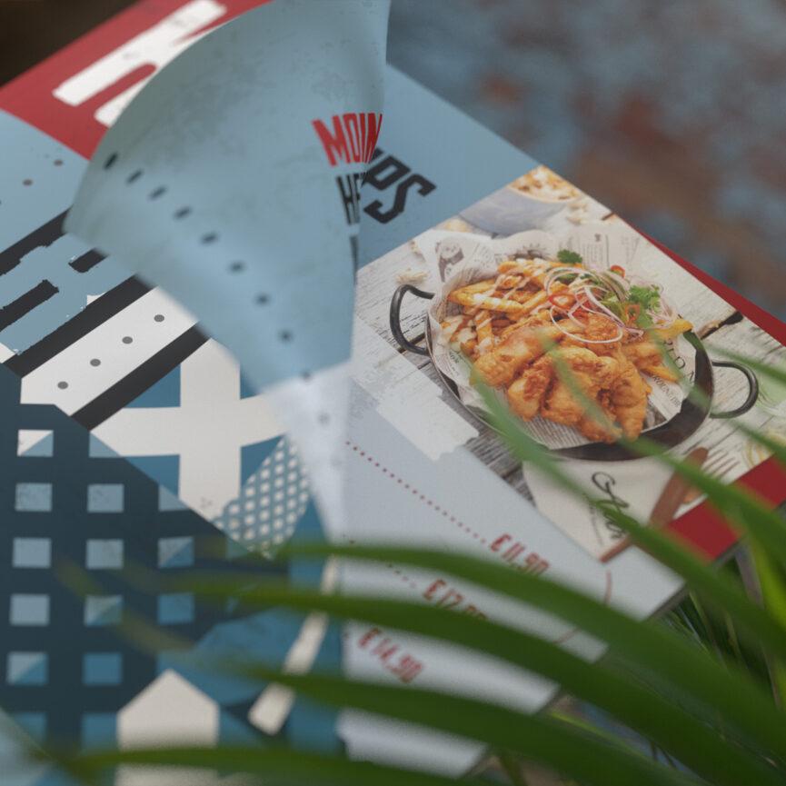 Ahoi Steffen Henssler Speisekarte Food Fotografie