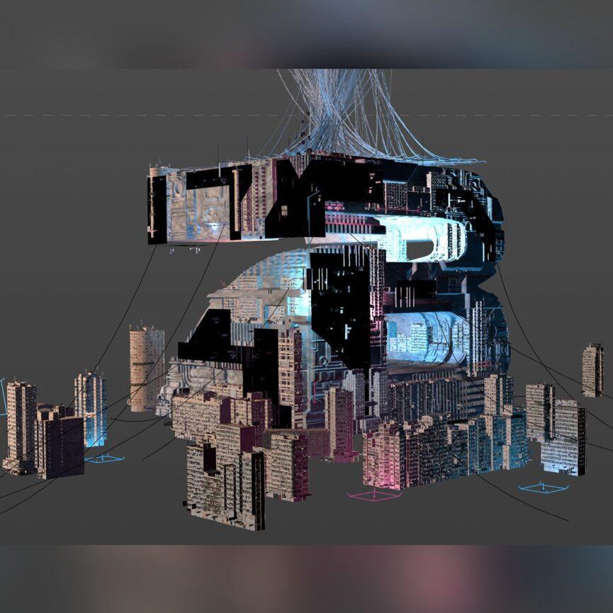 ProSieben Alita Battle Angel Ikone Key Visual Blockbuster Work in Progress