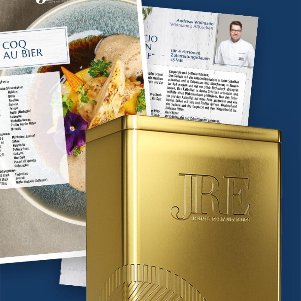 """JRE Deutschland Rezeptkarten """"FrischeParadies"""" – Rezeptkarte Andreas Widmann Beitragsbild"""