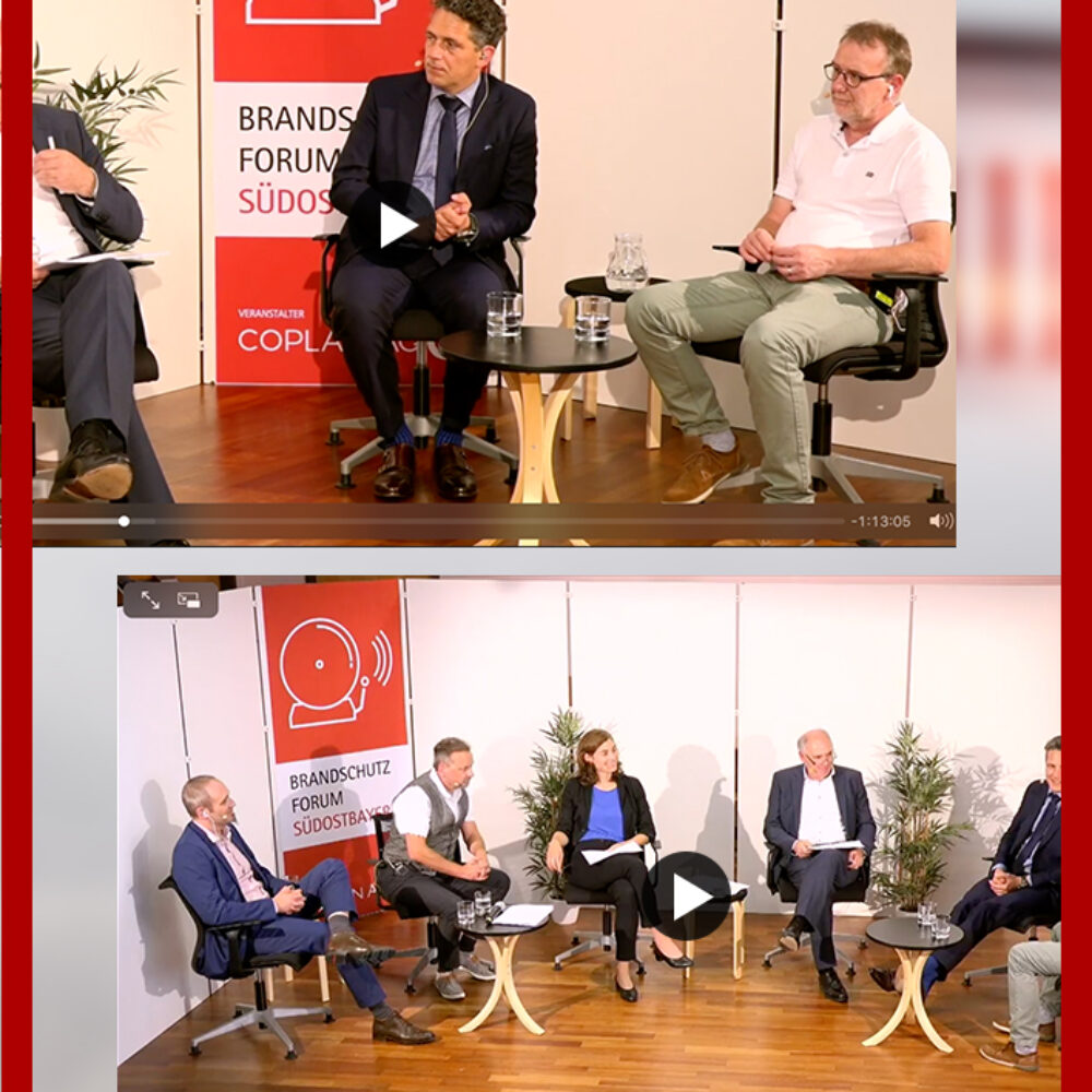 Coplan AG Live-Stream Digitales Brandschutzforum Suedostbayern Beitragsbild