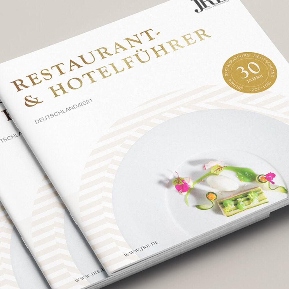 JRE Hotel- und Restaurantführer 2021