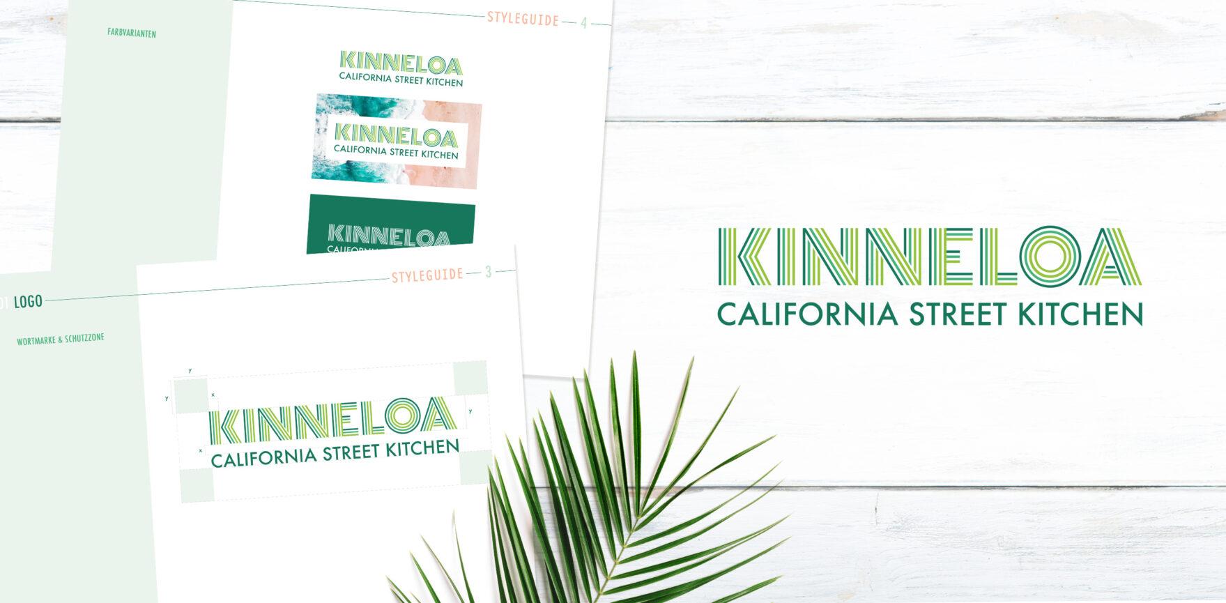 Corporate Design Guide KINNELOA