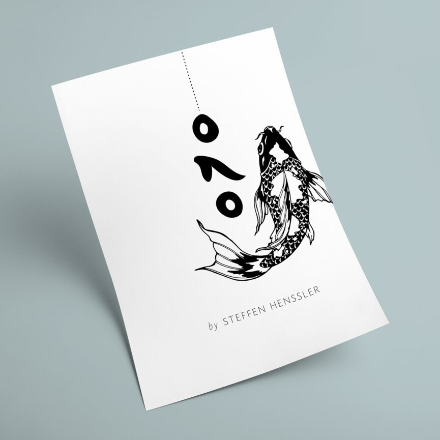 Word-Vorlage Speisekarte Ono by Steffen Henssler Cover Speisekarte