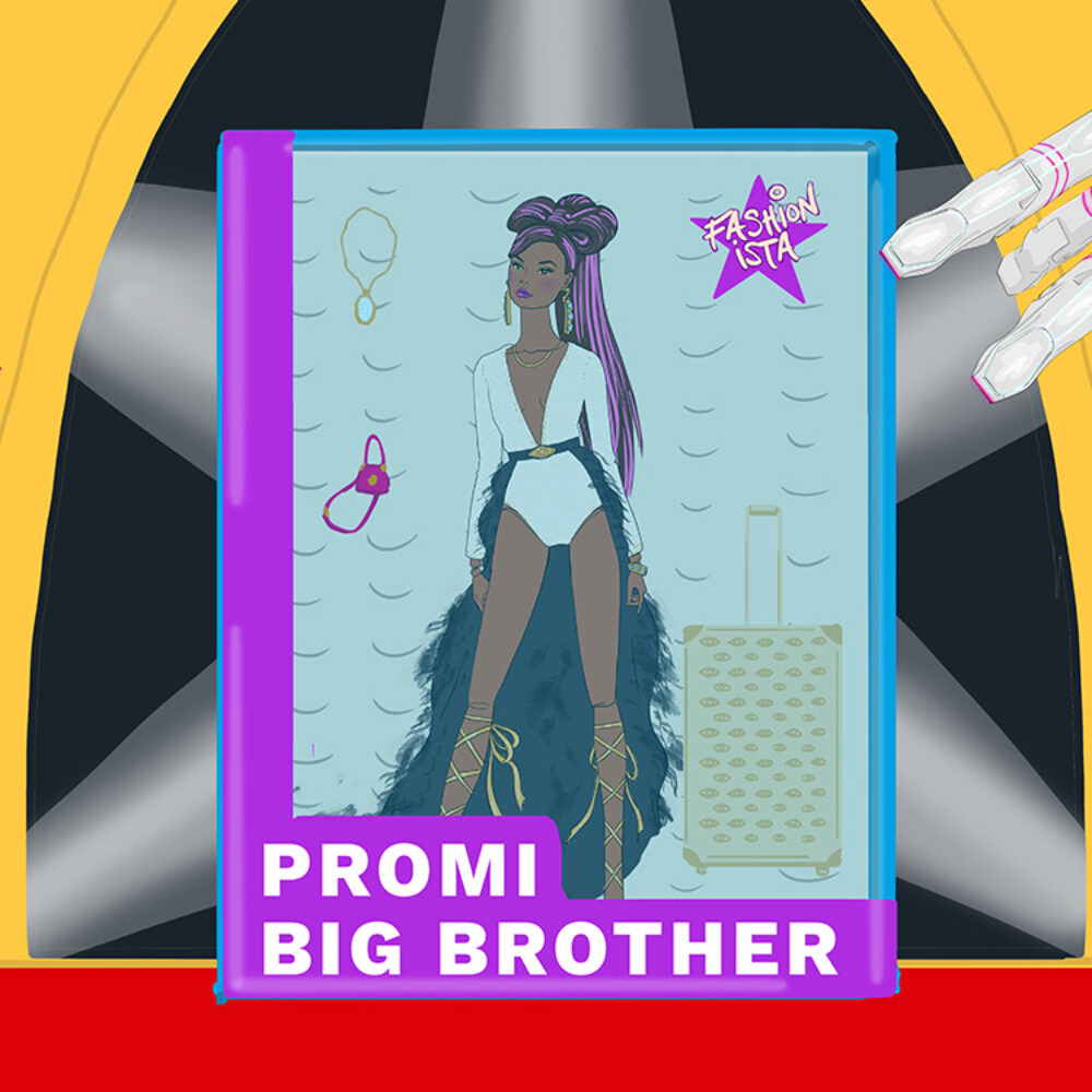 Promi Big Brother 2021 Storyboards Character Development Assets Sketch Storyboard Character Development