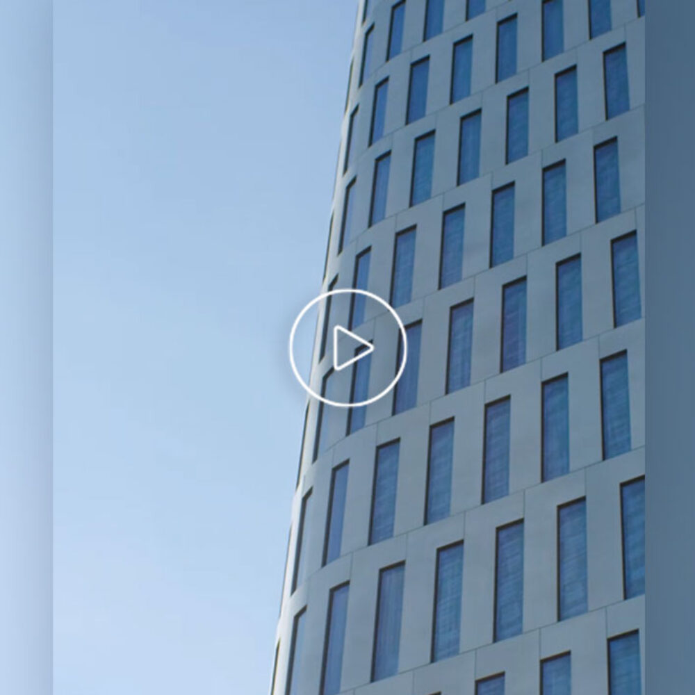 Landeshauptstadt München Erklärvideo Hochhausstudie Screenshot Video Fassade