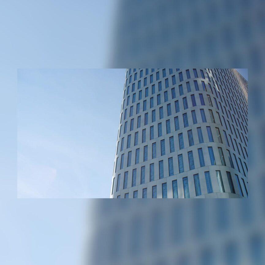 Landeshauptstadt München Erklärvideo Hochhausstudie Fassade